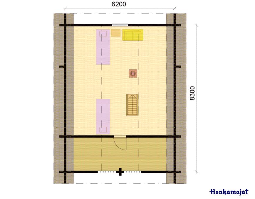 Martha 73,6 m2