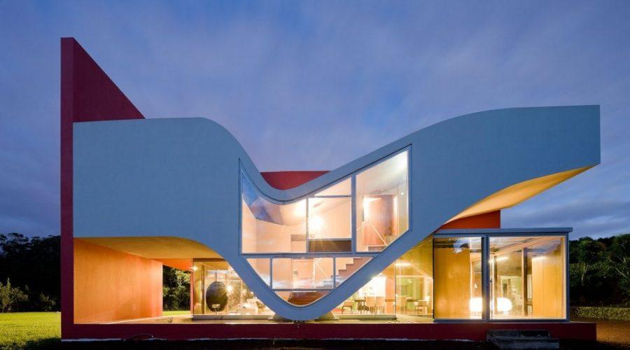 13 самых незабываемых фасадов домов со всего мира