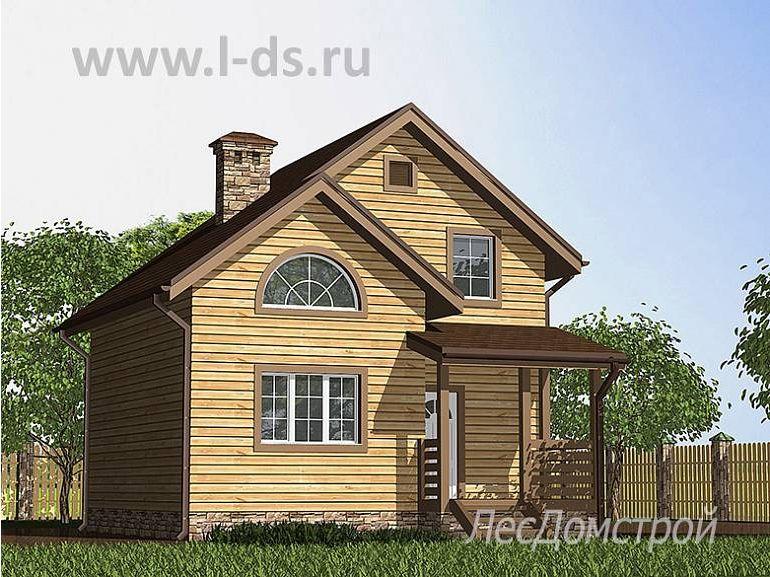 Каркасный дом Кубинка -2